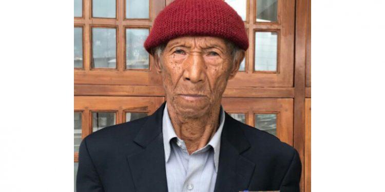 Nagaland: Ashok Chakra awardee Havildar Dazo Angami passes away