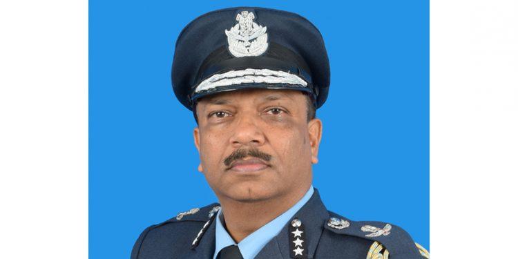 Air Marshal Sandeep Singh.