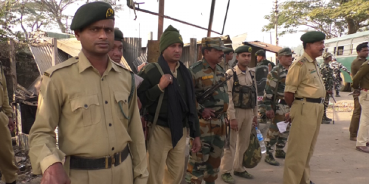 144 CrPc extended as Madhabbari still tense;12 hours strike in ADC area