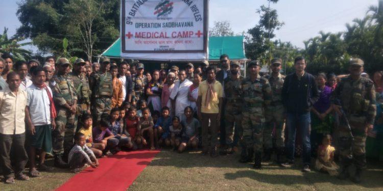 tinsukia medical camp