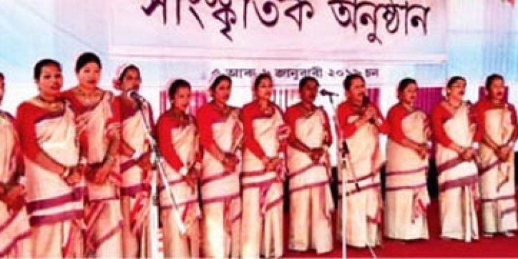 Assam: Mid-term session of Chutia Yuva Sanmilan ends in Dhakuwakhana