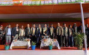 Meghalaya: Ex-PDF chief PN Syiem formally joins NPP 1