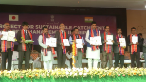 2nd phase of Rs 1000 crore JICA project launched in Tripura 1