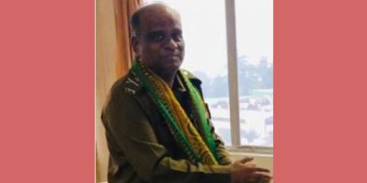 R Chandranathan