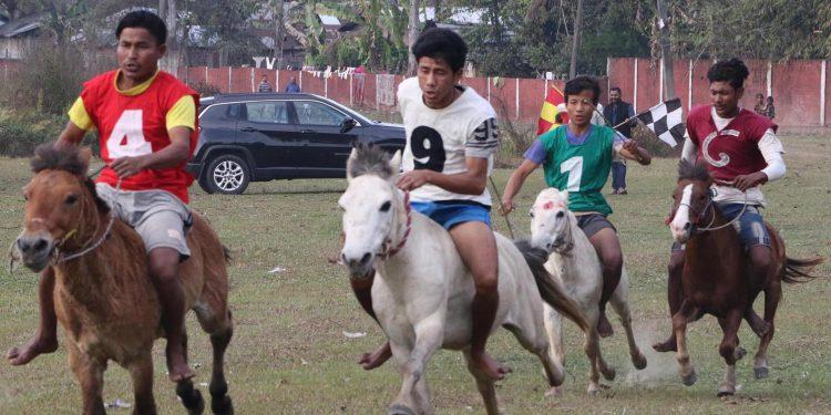 Jorhat horse race