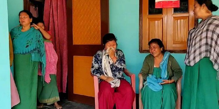 15-02-19 Tamulpur- Martyrs Maneswar Brahma CRPF Home (2)
