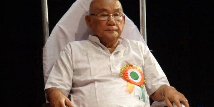Legendary filmmaker Aribam Shyam Sharma