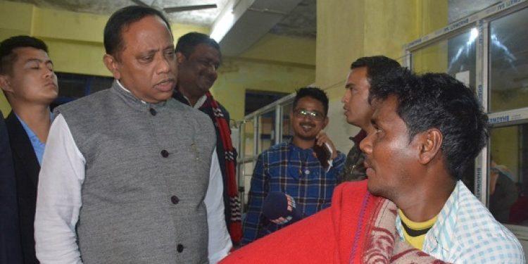 24-02-19 Jorhat- Parimal Suklabdya at JMCH (1)