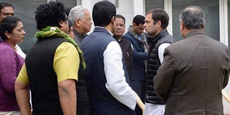 APCC-Rahul meet