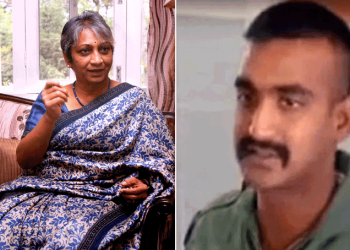 """Wg Cdr Abhinandan's """"bravery DNA"""" came from his mother 2"""