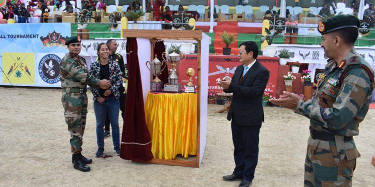 Assam Rifles Maj Bob Khathing Tournament 2019 (2)
