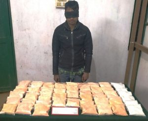 Assam Rifles seizes of contraband worth Rs 1.75 crore