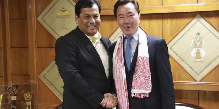 Vietnamese ambassador