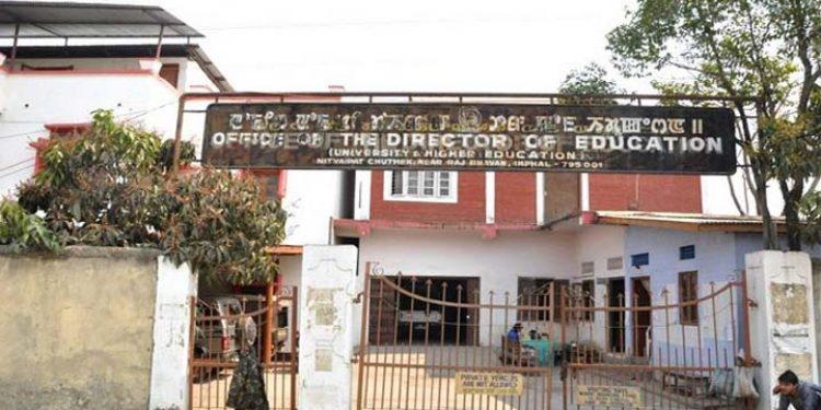 Directorate of Education, Manipur