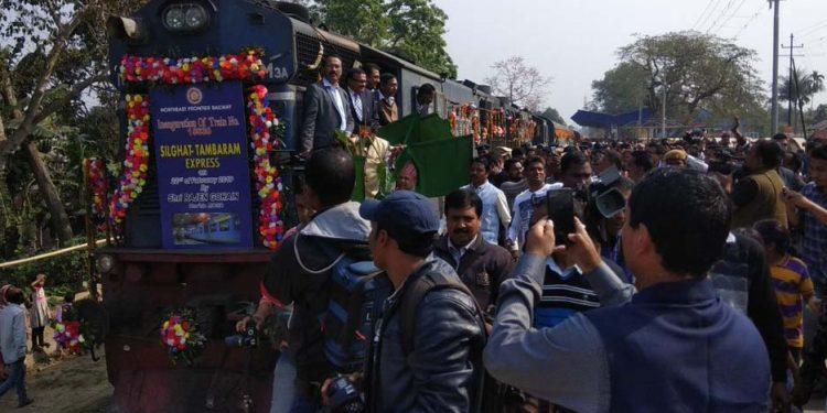 Silghat -Tambaram Express