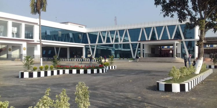 Hojai railway station