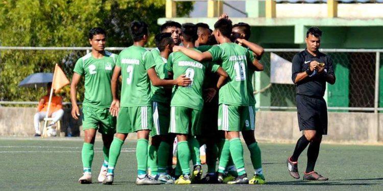 Meghalaya soccer team