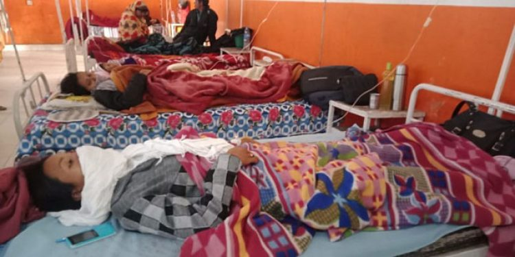 Food poisoning: Over 100 college students fall ill in Assam's Goalpara 1