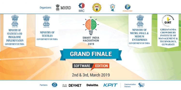 GIMT, Guwahati to host Smart India Hackathon 2019 from March 2 1