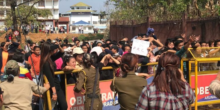In front of assembly (1)