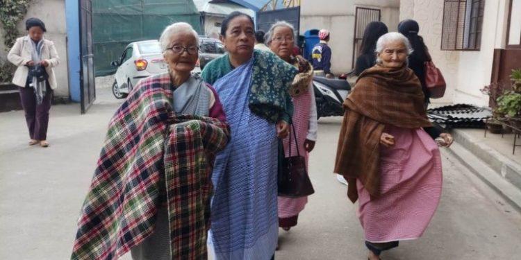 Meghalaya women voters