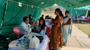 baksa health camp 1