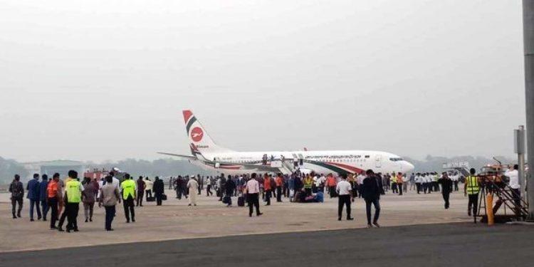 bangla plane hijack