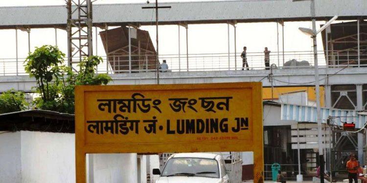 Lumding Junction.