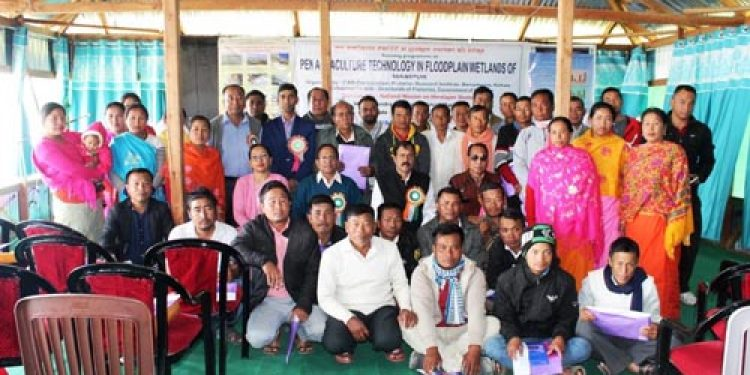 Fisheries Institute to provide technical input for Manipur wetland fishers