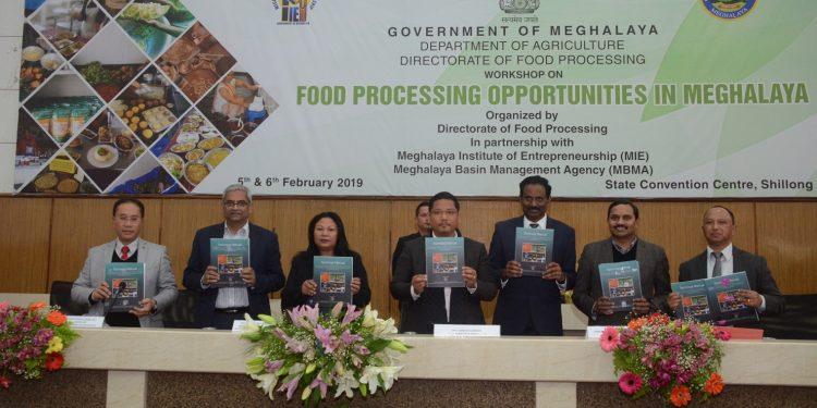food processing meghalaya