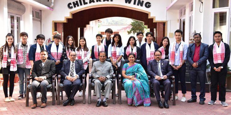 guv thaliand students