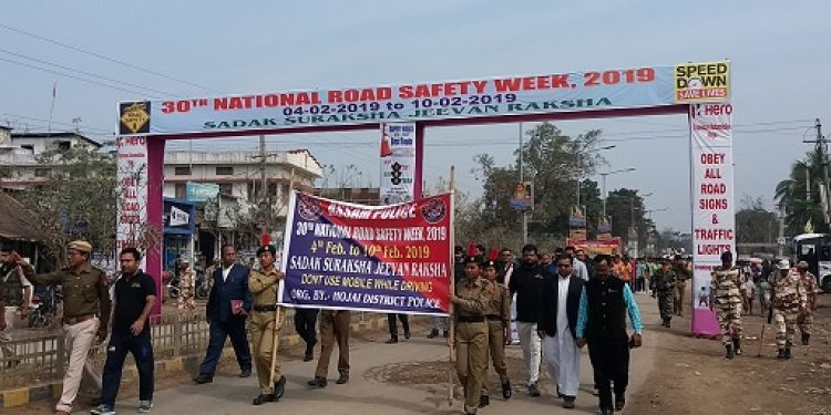 hojai road safety
