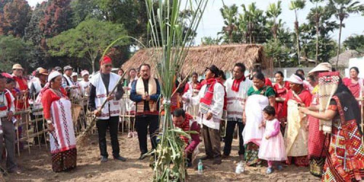 CM Sonowal to grace Mising festival in Dhemaji