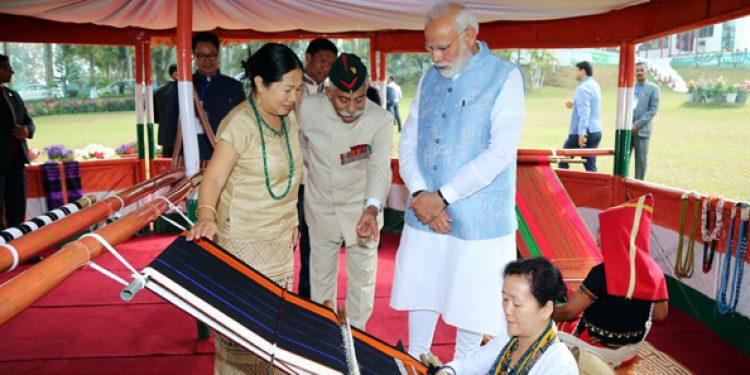 Loin Loom weaving of Arunachal Pradesh receives the much needed boost