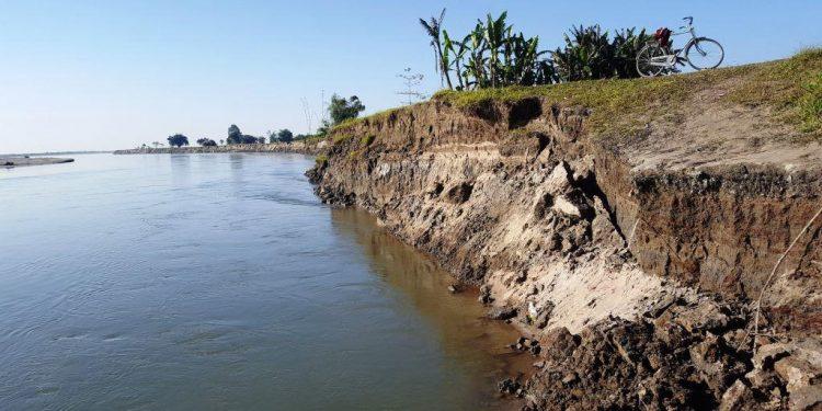 lakhimpur erosion