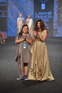 Guwahati designer wows LFW audience with her creations 3