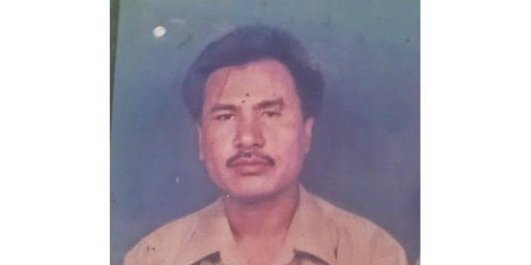 Mortal Remains of Martyred Jawan Maneshwar Basumatary