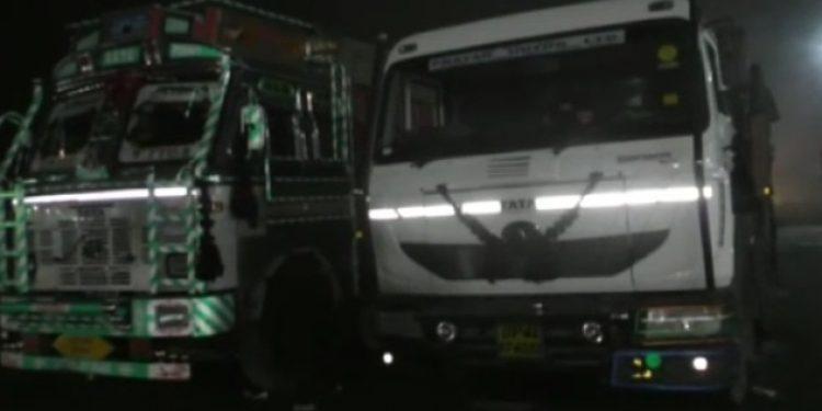 truck mangaldai