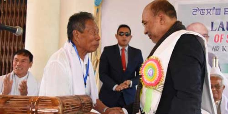 Manipur plans to bring out legislation to care senior citizens