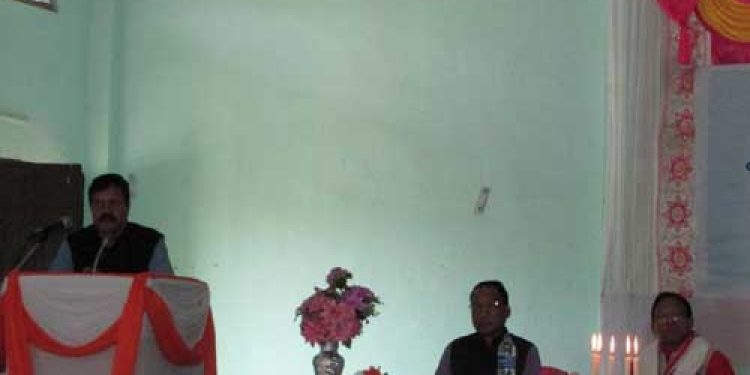 Workshop on openwater fisheries management in Manipur