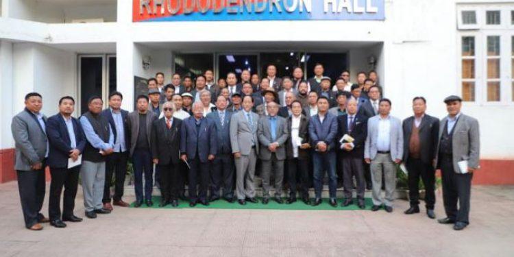 Legislators' forum