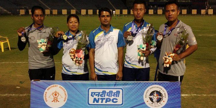 39th senior national archery championship (1)