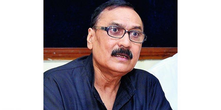 Former MP from Guwahati Lok Sabha constituency, Kirip Chaliha Image Credit: telegraphindia.com