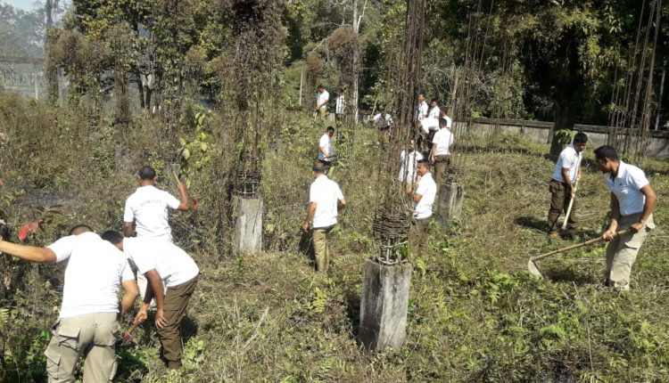 Assam: Abnormal weather, hail storm destroy Muga Silk worms in Lakhimpur 2