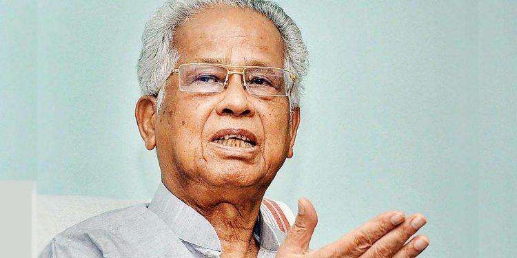 Former chief minister Tarun Gogoi Image Credit: dnaindia.com