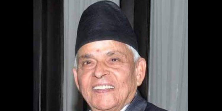 Bharat Mohan Adhikari