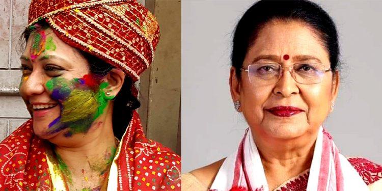 Bobbeeta Sharma and Queen Ojah