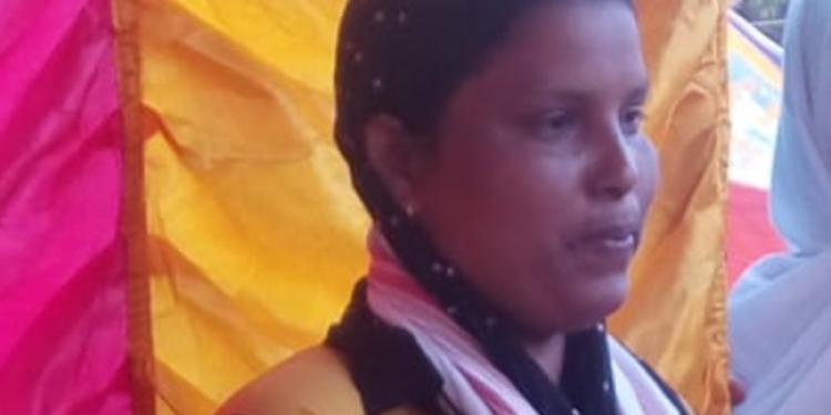Constable Mir Hamida Khatun. Image - Northeast Now