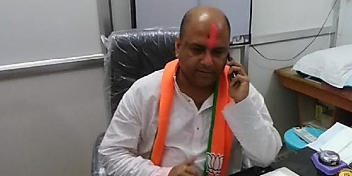 Assam: BJP's Dr Rajdeep Roy all set to challenge Sushmita in