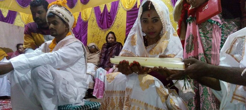 Groom runs away but marriage still takes place in Pathsala 2